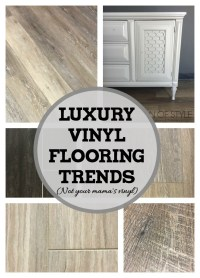 Luxury Vinyl Flooring Trends