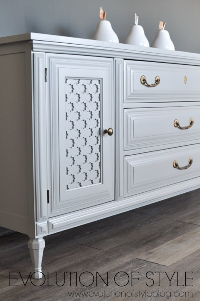 RePurpose Painted Dresser