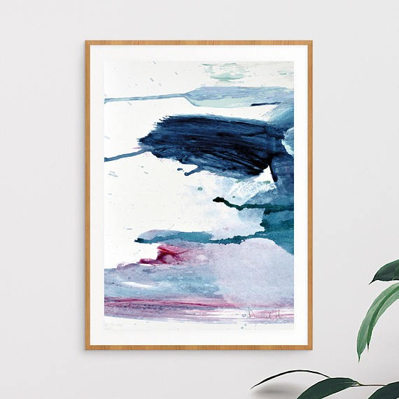 Etsy Abstract Artwork