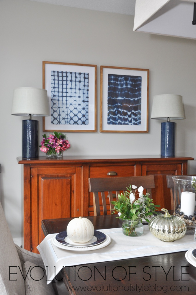 One Room Challenge Dining Room Reveal