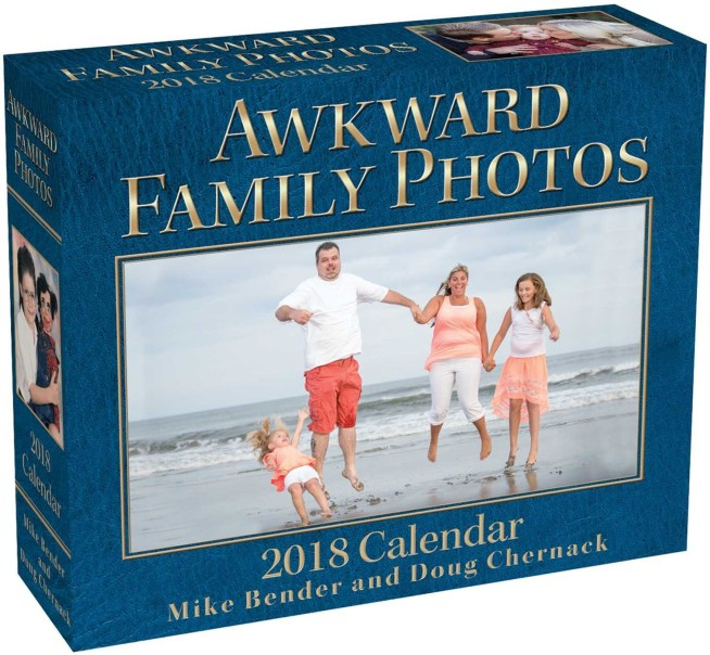 Awkward Family Photos Calendar