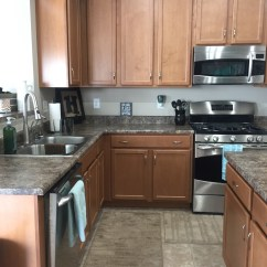 Complete Kitchen Steel Cabinets A Refresh Evolution Of Style