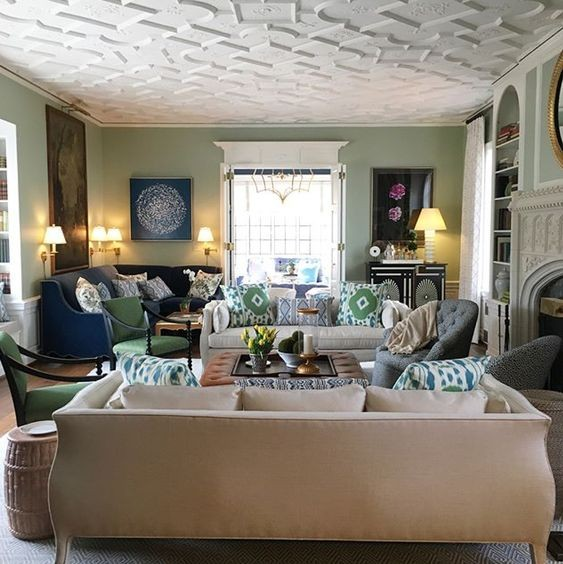 Julian Price Hoarder House Living Room After