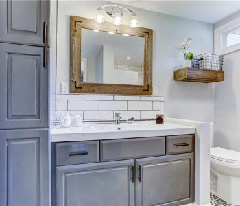 Whole House Remodel - Master Bathroom