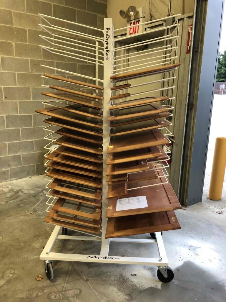 Pro Drying Rack