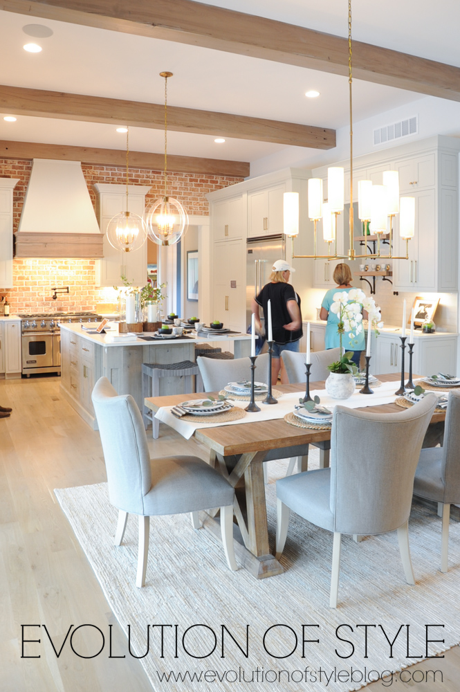 Modern farmhouse kitchen tour