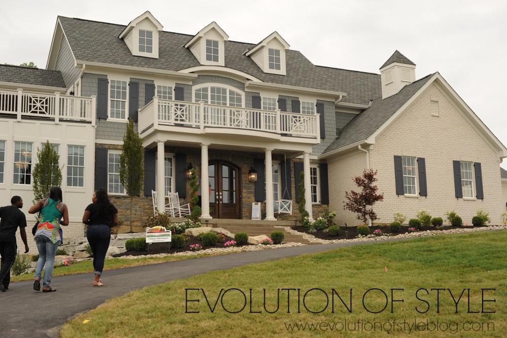 Multigenerational home exterior