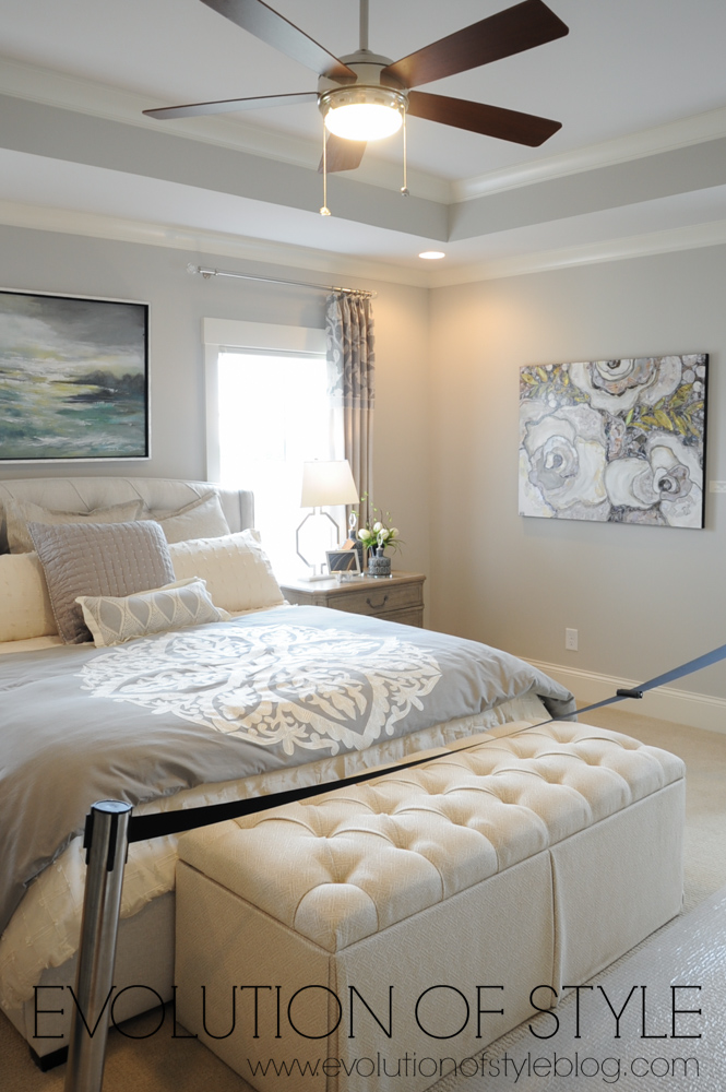 Multigenerational home in law master suite