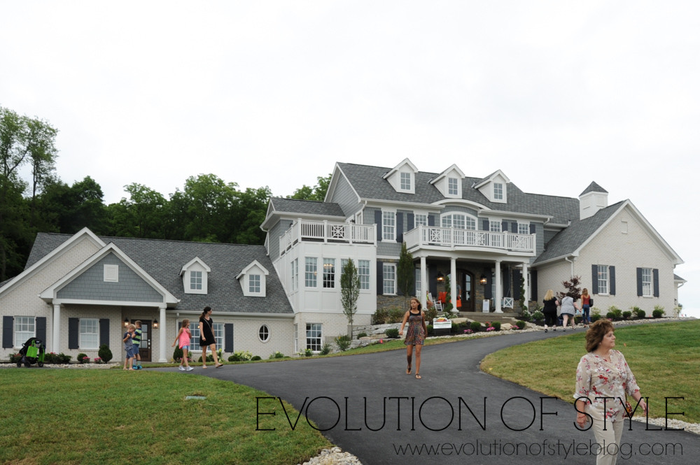 Multigenerational Home Exterior