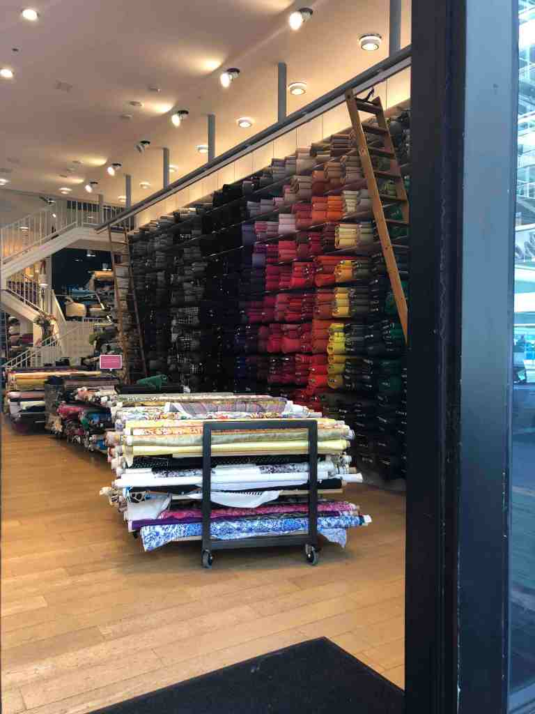 Britex Fabric Store