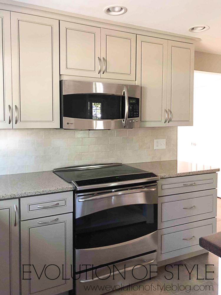 gray kitchen cabinets small apartment anew evolution of style