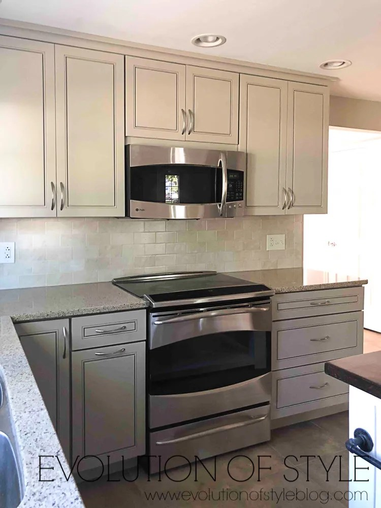 grey painted kitchen cabinets anew gray kitchen cabinets evolution of style 16112