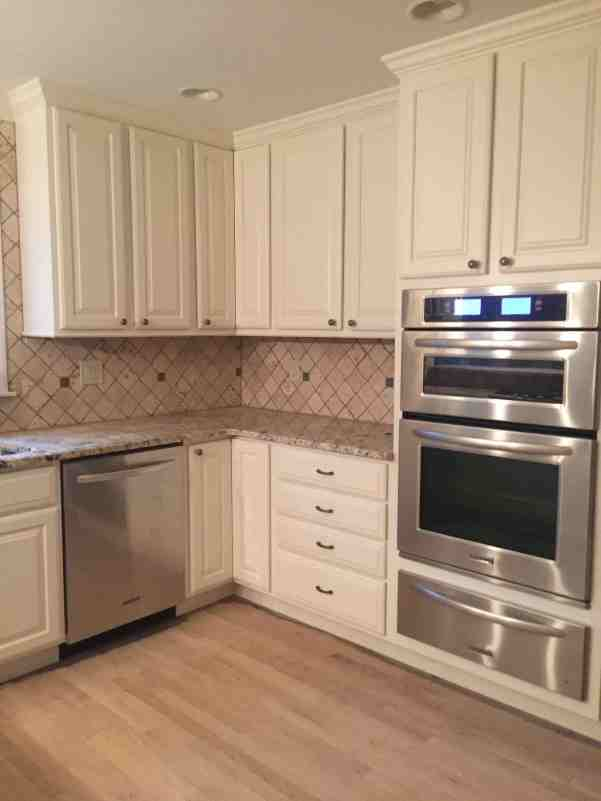 Favorite Sherwin Williams Paint Colors - Creamy Kitchen Cabinets