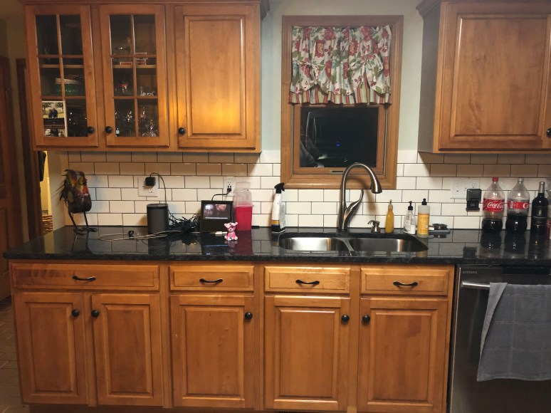 Kitchen Cabinet Painting Giveaway Finalist
