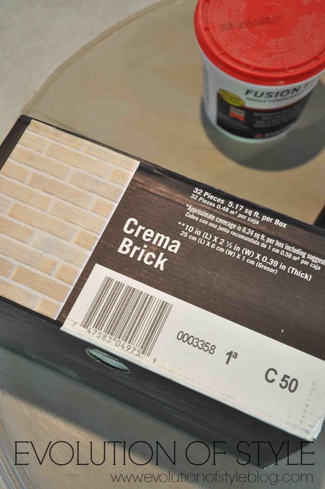 Crema Brick Tile