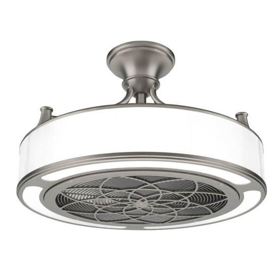 Stile Ceiling Fan in Brushed Nickel Finish
