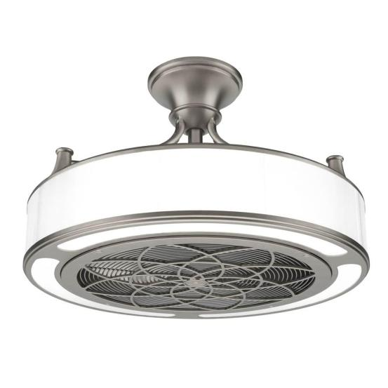 Stile Ceiling Fan in Brushed Nickel Finish