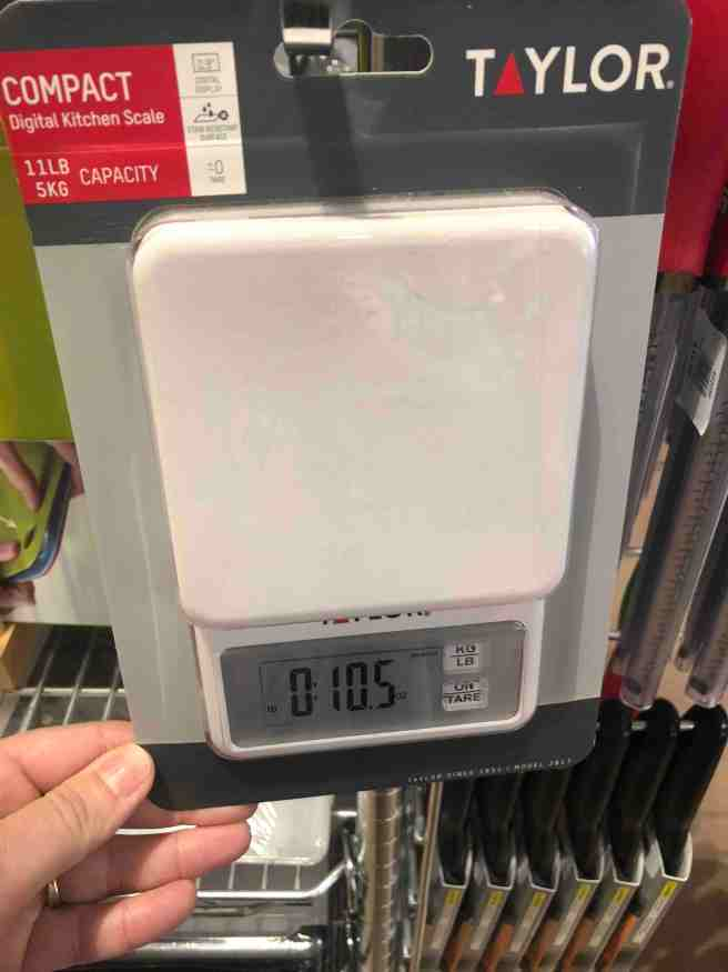Taylor Compact Food Scale