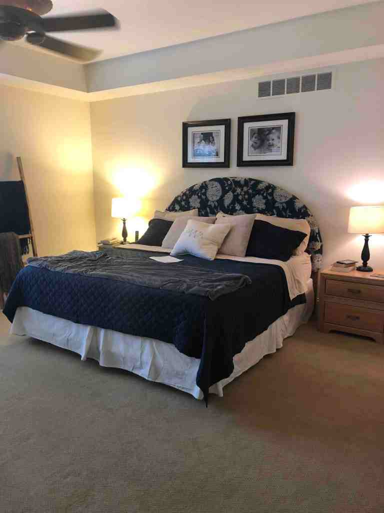 Master Bedroom Update: Master Bedroom Redo