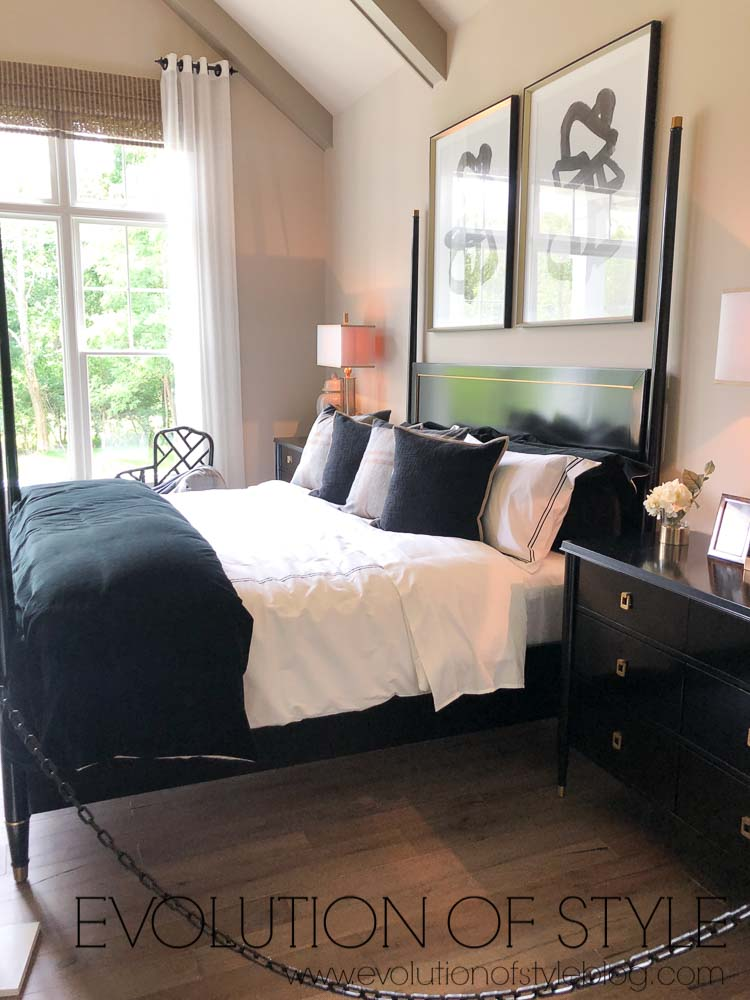 2019 Homearama Day Five - The Nantucket - Master Bedroom