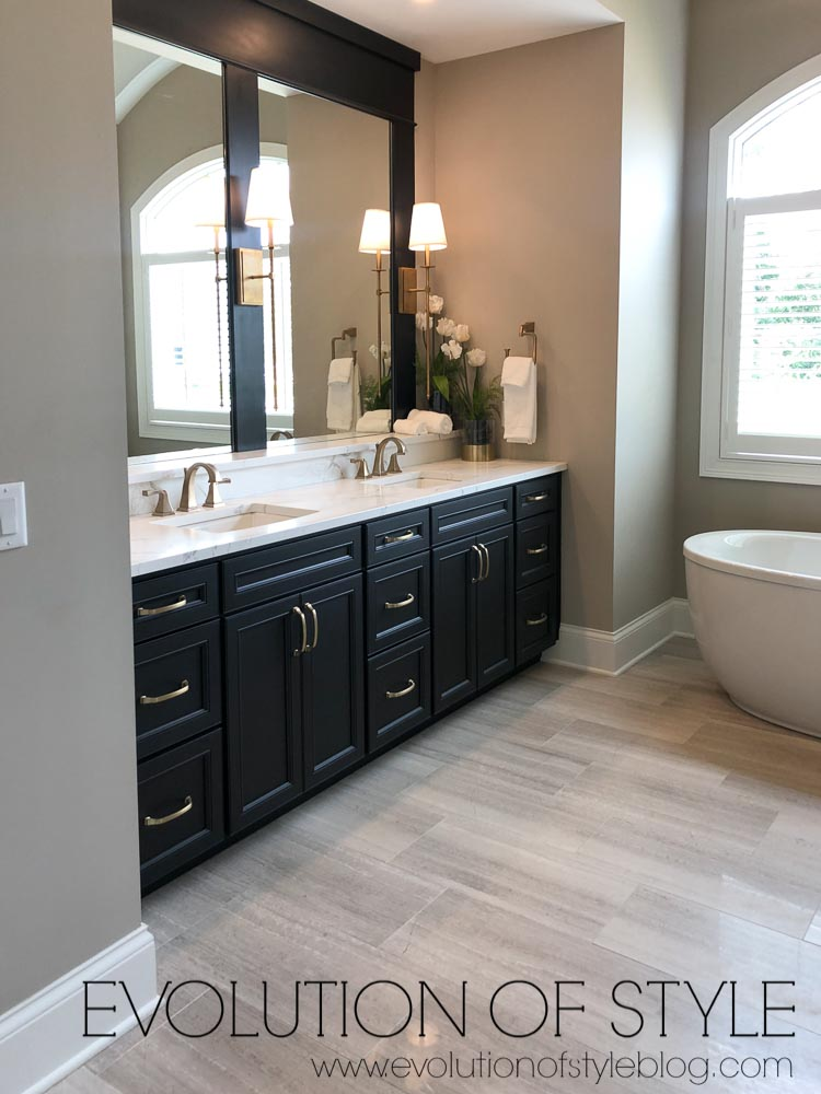 2019 Homearama Day Five - The Nantucket - Master Bathroom
