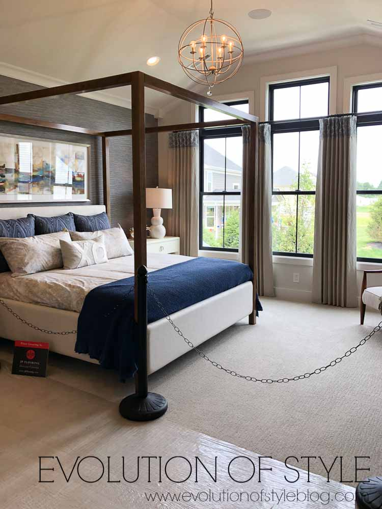 Modern Farmhouse - Master Bedroom
