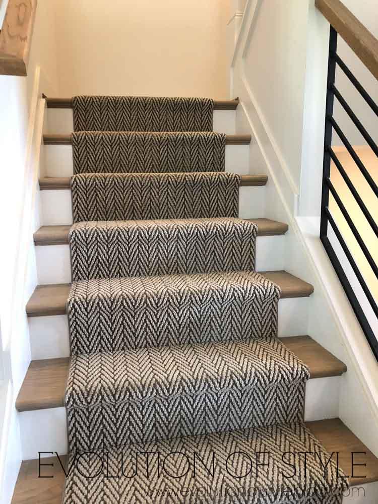Modern Farmhouse Staircase