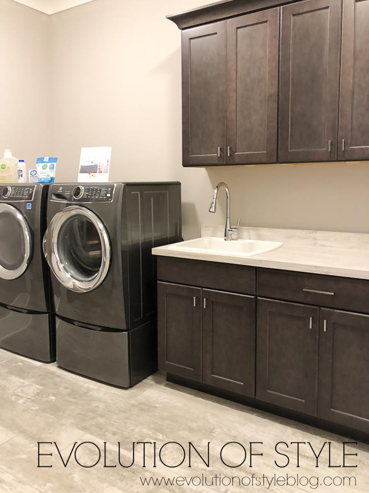 2019 Homearama Day Three - Laundry Room