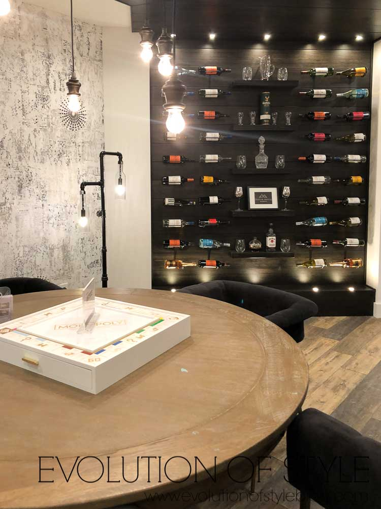 2019 Homearama Day Two - Wine Room