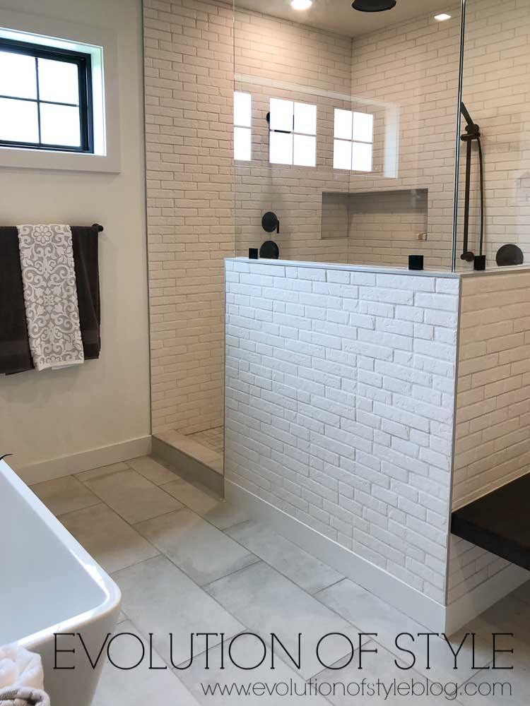 2019 Homearama Day Two - Master Bathroom