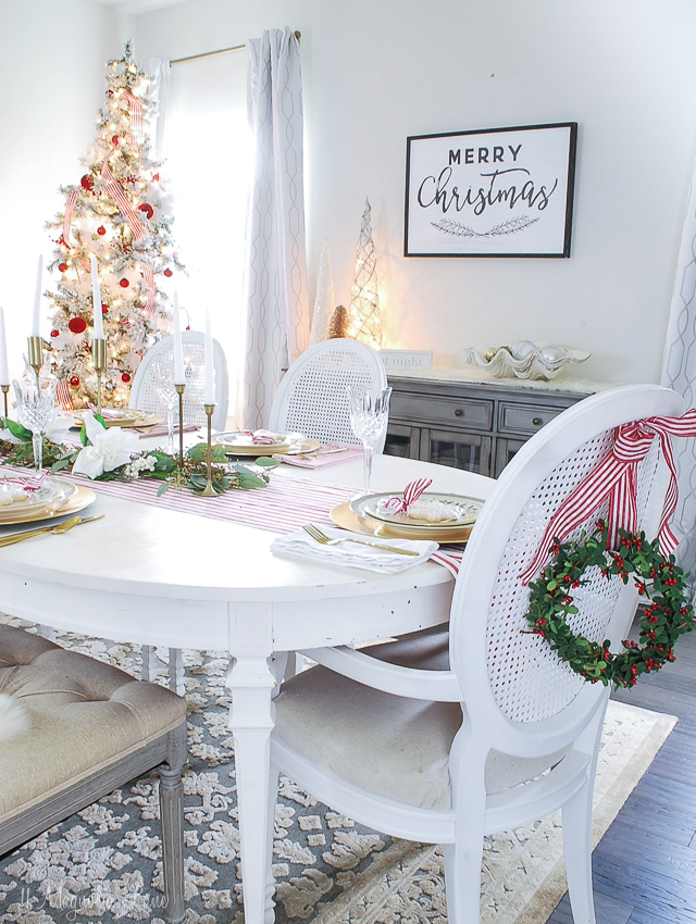 2019 Holiday Home Tour - Dining Room