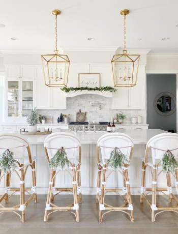 Life on Cedar Lane - Holiday Kitchen