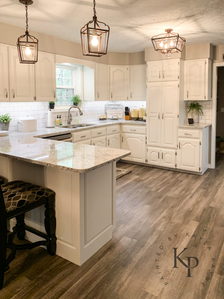 Favorite White Kitchen Cabinet Paint Colors Evolution Of Style