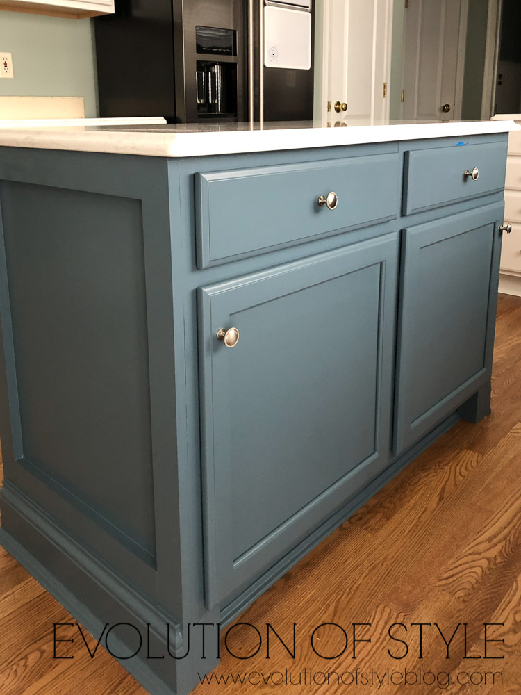 Waterloo Painted Cabinets