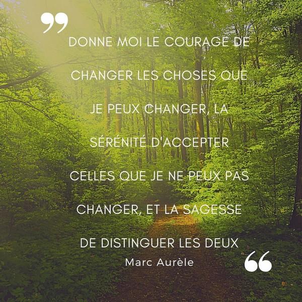 citations courtes Marc Aurèle