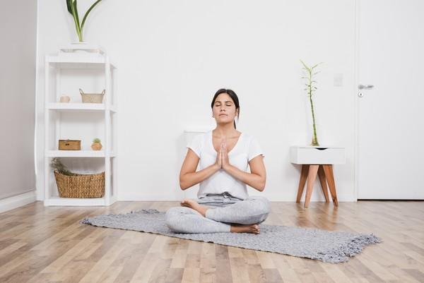 méditation dans la routine du matin