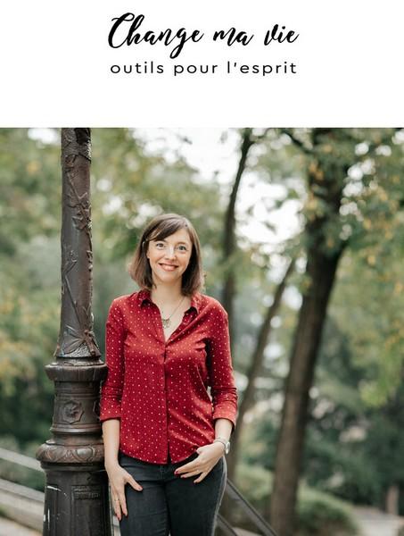 Clothilde Dussoulier podcast de développement personnel