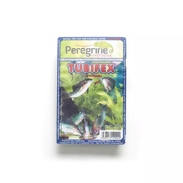 Peregrine Blister Pack Tubifex 100g