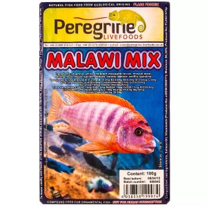 Peregrine Blister Pack Malawi Mix 100g