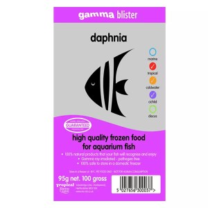 Gamma Blister Daphnia 95g