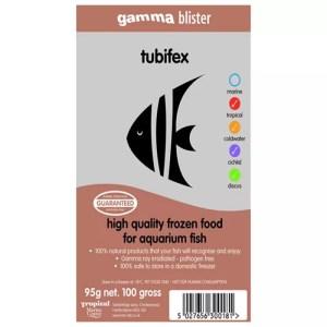 Gamma Blister Tubifex 95g