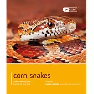 Pet Expert - Corn Snake