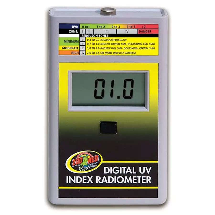 ZooMed Digital UV Index Radiometer