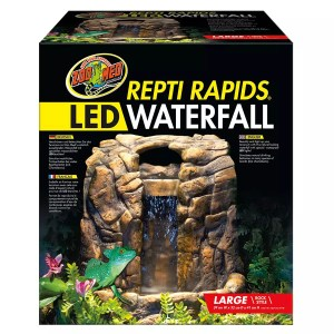 ZooMed ReptiRap LED Waterfall Large Rock