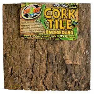 ZooMed Cork Tile Background 45x45cm