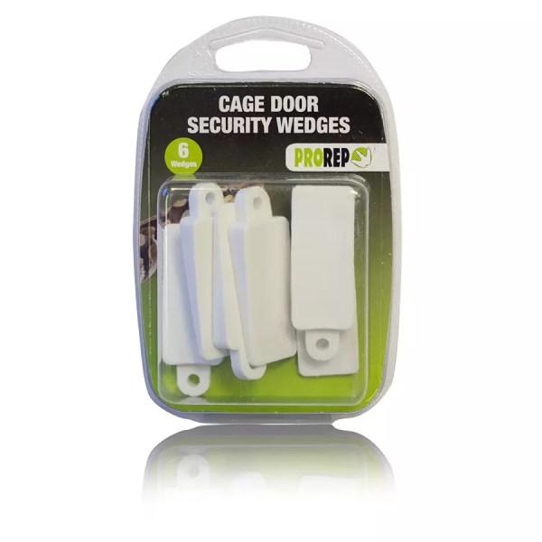 ProRep Cage Door Rubber Wedges (Pk 6)