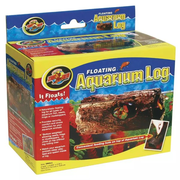 ZooMed Floating Aquarium Log, Small