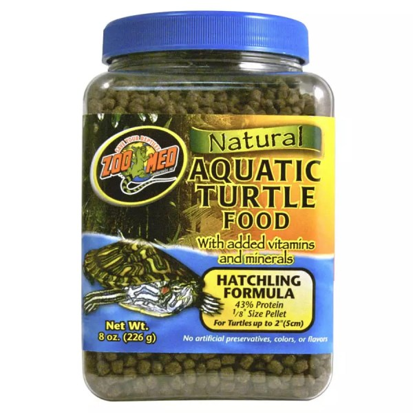 ZooMed Aquatic Turtle Food Hatchling 213g