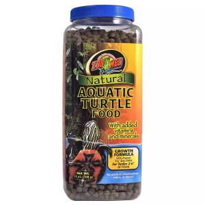 ZooMed Aquatic.Turtle Food Growth, 369g