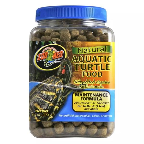 ZooMed Aquatic Turtle Food Maintanance 184g